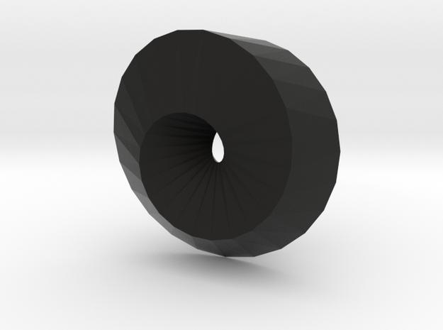 Möbius Cubed 3d printed