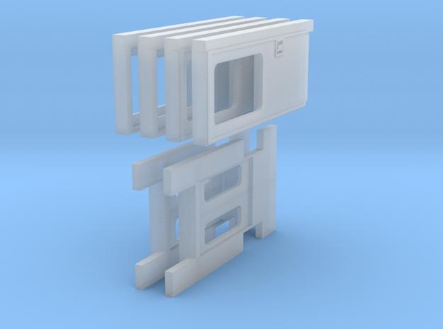 Türen Sparset ABvmz für Arnold Halberstädter 1:160 in Smooth Fine Detail Plastic