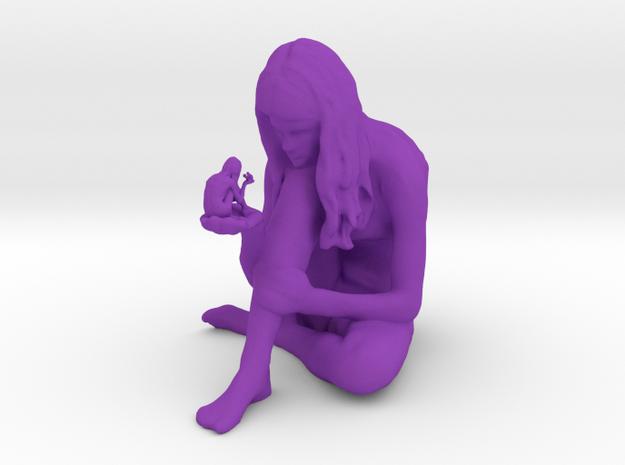 Through a Mirror Brightly 3d printed