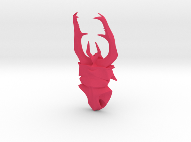 stag beetle medium 3d printed