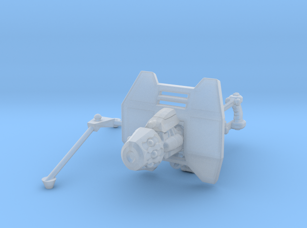advanced plasma cannon 001a tripod 3d printed