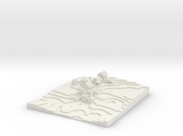 npc village v2 wrl in White Natural Versatile Plastic