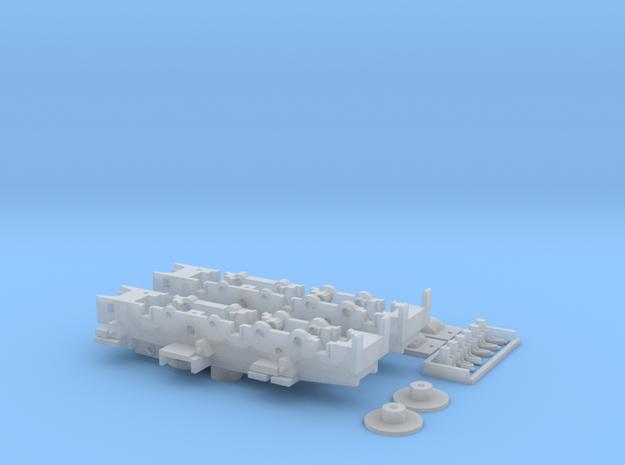 E94 Drehgestelle für 1 Lok 3d printed