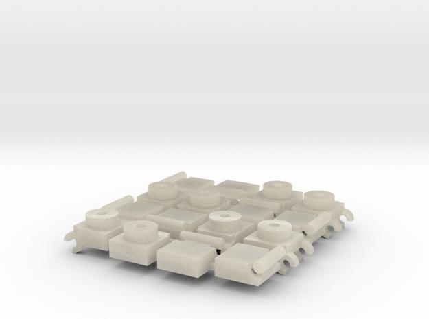 Bisagra 1 (x8) 3d printed