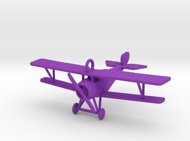 Xmas Nieuport 3d printed