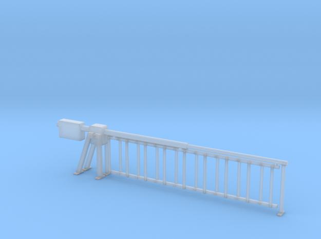 Crossing barrier (Spoorboom) Scale H0 3d printed