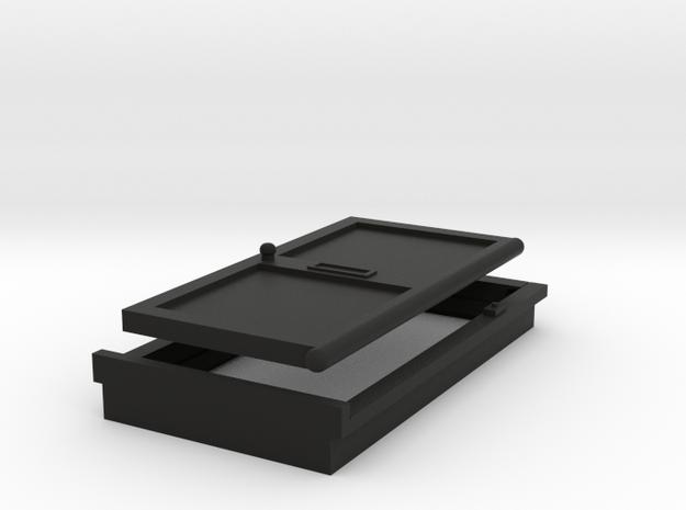 Door 1:32 1:35 54mm miniature 003 3d printed