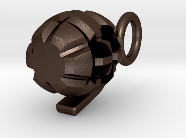 Peace Grenade 3d printed