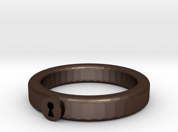 Keeper Ring 3d printed