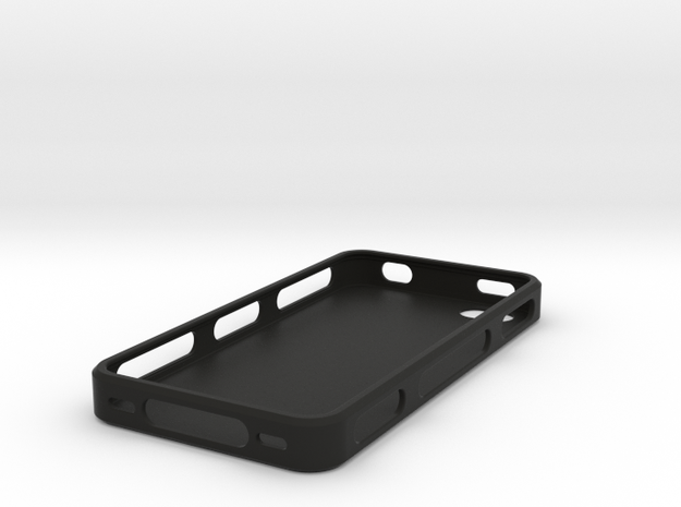 IPhone 4, 4S Bumper - Portuguese Tiles 3d printed