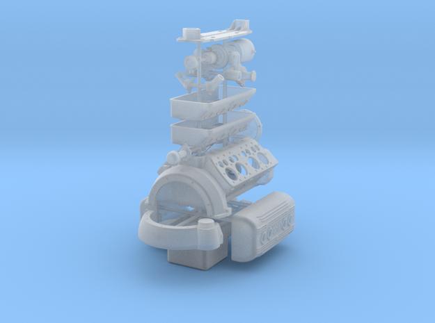 1/12 Flathead Basic Block Kit 3d printed