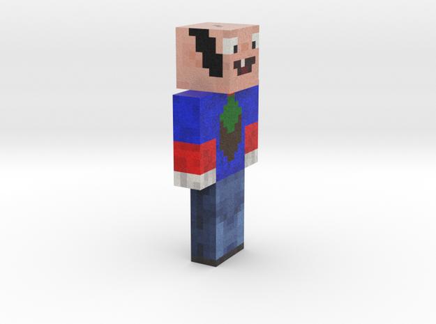 6cm | Minecraft_Mestre 3d printed