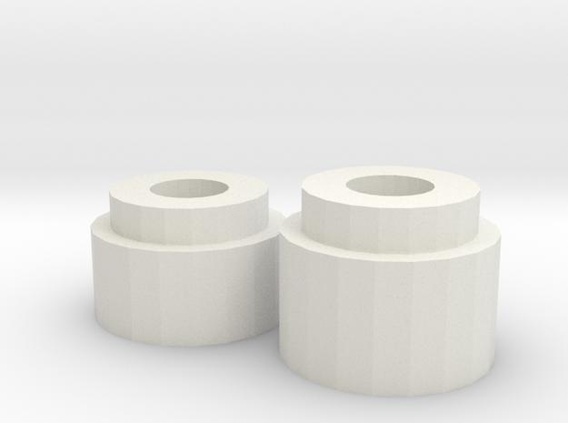 bp8 v2 only in White Natural Versatile Plastic