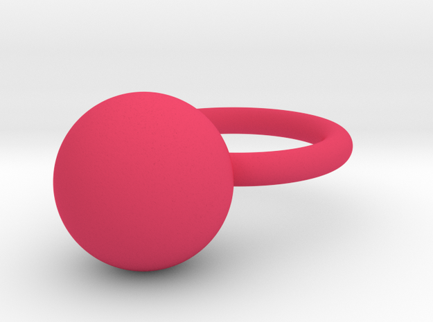 An Orb - Ring - size54 - diam17,2mm 3d printed