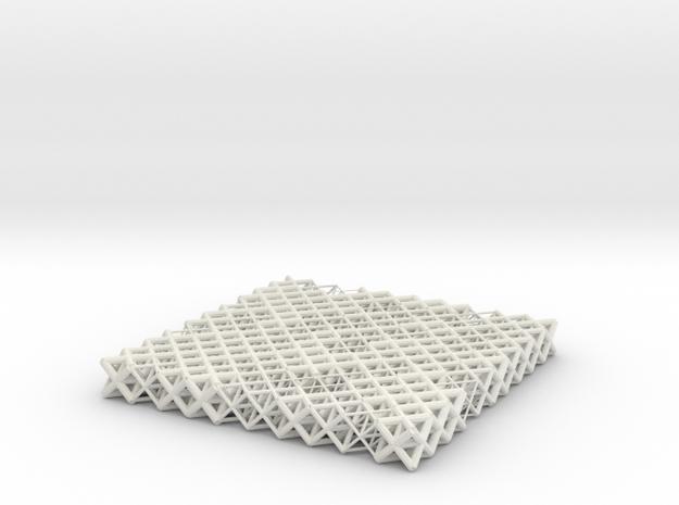 rand array in White Natural Versatile Plastic