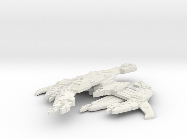 Breen Ship in White Strong & Flexible