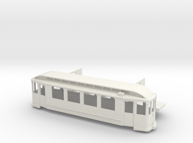 Ca OEG Zweiachser ohne Übergang 3d printed