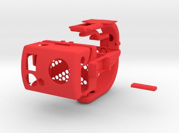 3-Axis gimbal (pan tilt roll) for GoPro camera