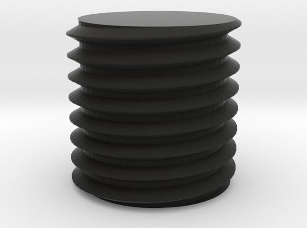 Bolt/Machine screw threads - Openscad ISO-standard 3d printed