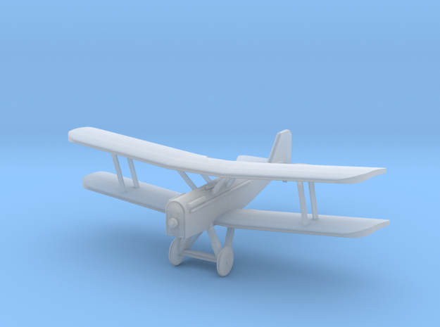 RAF SE5A Biplane - Zscale in Smooth Fine Detail Plastic