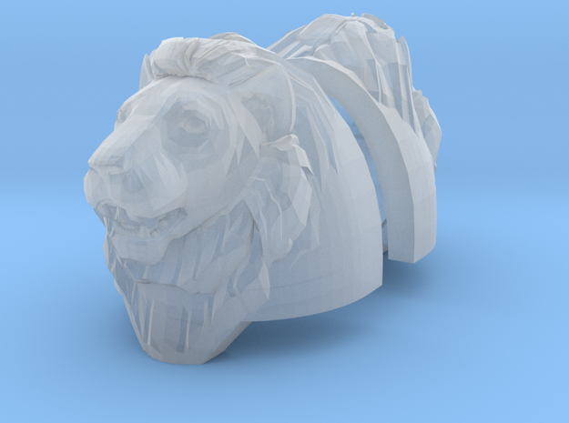 Lion Standard Heavy Shoulder (x10) in Frosted Ultra Detail