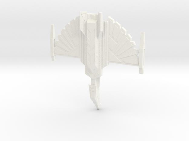 Fire Hawk Cruiser - block nacelles 3d printed