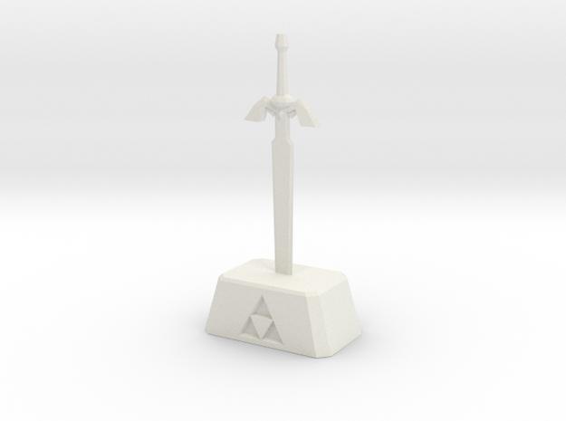 Sword in stone 3d printed