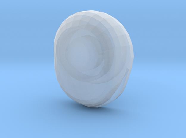Flat Cap 3d printed