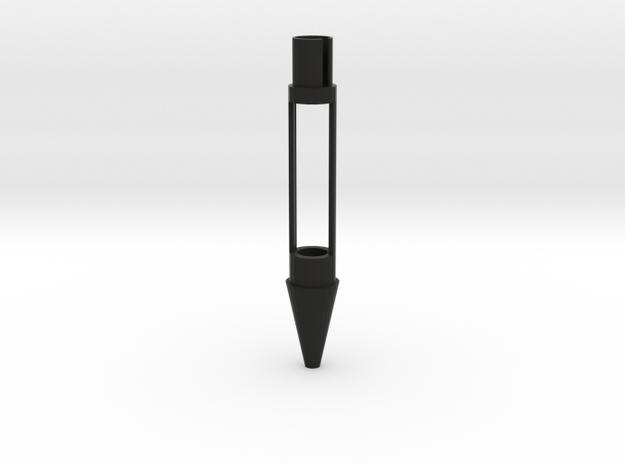 neutrik+barrel+stem 3d printed