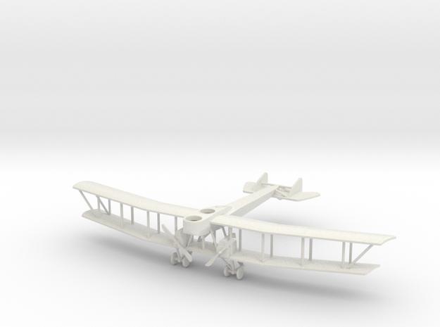 Gotha G.1 Ursinus B.1092/14 1:144th Scale in White Natural Versatile Plastic