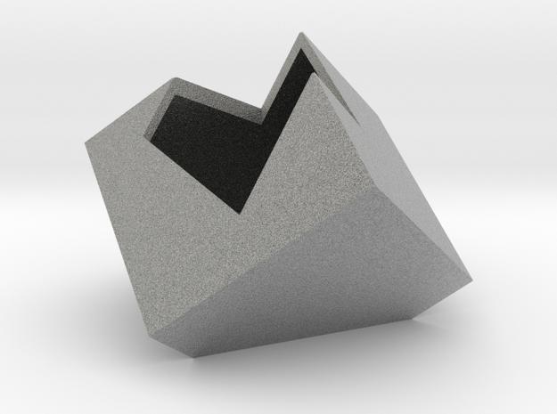 Cut Cube 3d printed