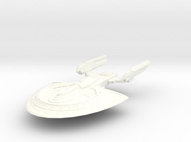 Bellatrix Class HvyDestroyer 3d printed