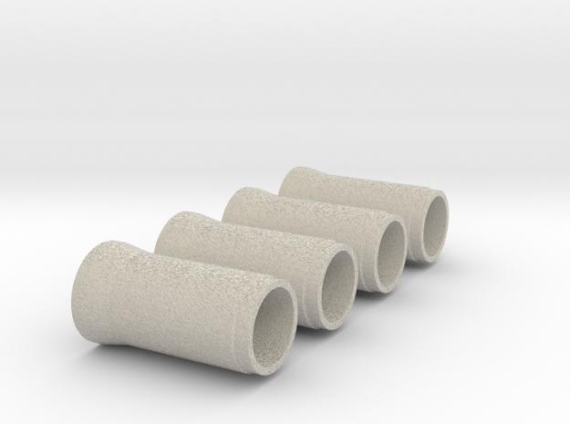 rioolbuis beton sewer pipe Kanalrohr H0  in Natural Sandstone