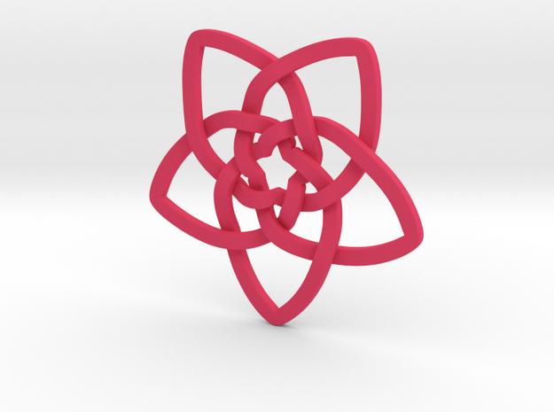 Venus flower pendant