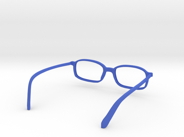 unisex glasses - type 2 3d printed