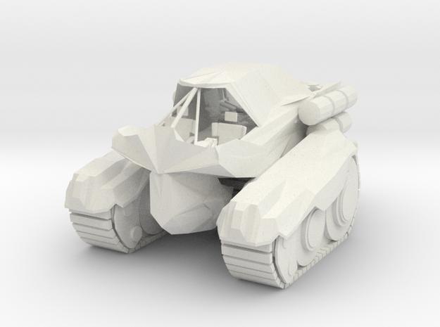 Sabre Troop Transport  in White Natural Versatile Plastic