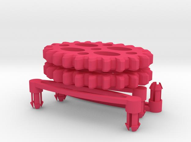 ellipticgearsX5075 3d printed