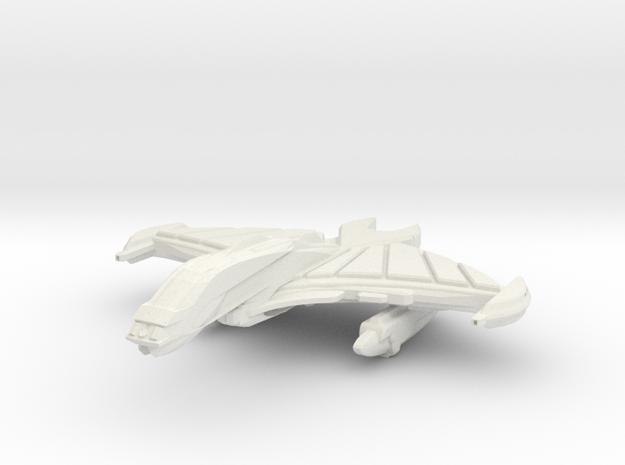 BloodBird Class Destroyer 3d printed