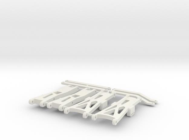 widetrack xl shapeways 3d printed