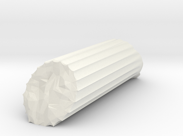 Broken Pillar Laying Down 3d printed