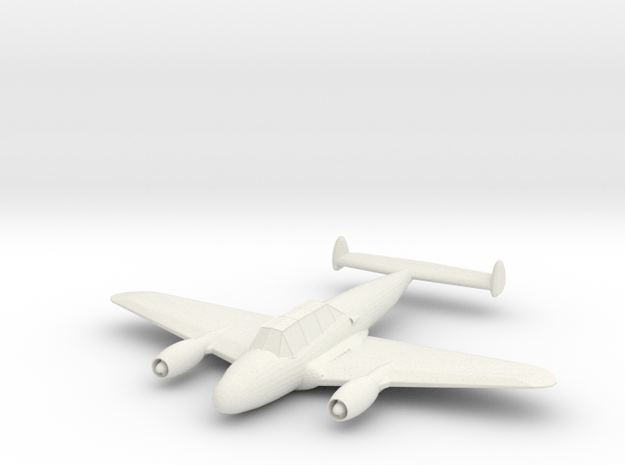 1/200 Arado Ar E 561 in White Natural Versatile Plastic