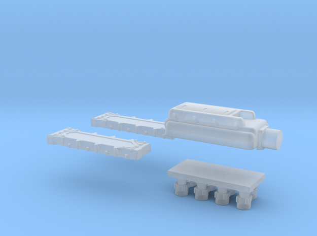 Chevy Mods for the Tamiya Lola T9300 3d printed