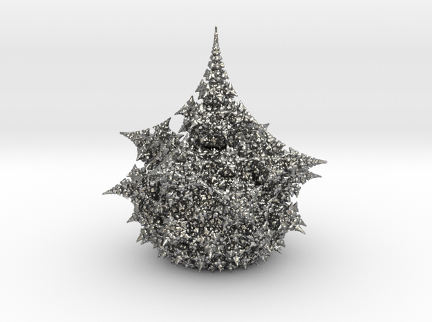 Amazing Fractal Bulb 8.3cm 3d printed