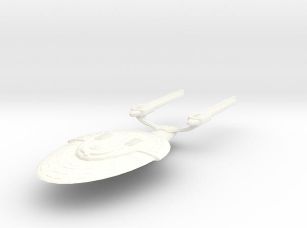 USS Hamilton 3d printed