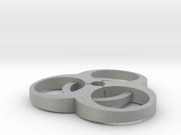 Bio-hazard Free 3d printed