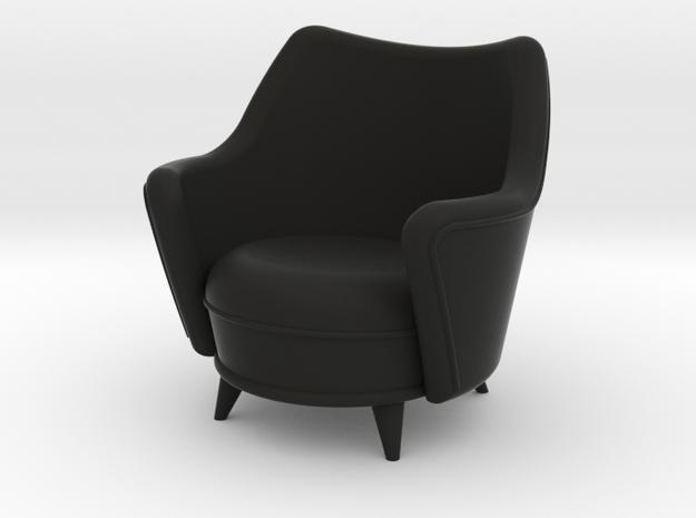 1:24 Moderne Tub Chair 3d printed