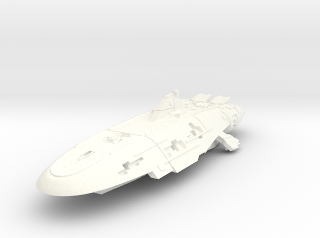 Rylos Class - Civilian cargo conversion 3d printed