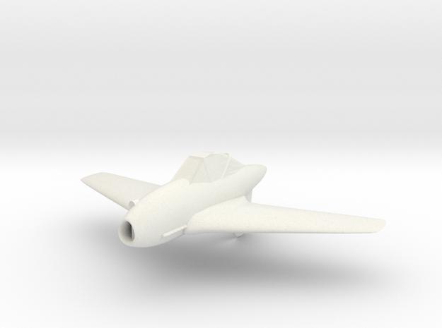 1/200 Messerschmitt Me 334 3d printed