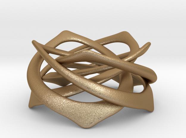 Lotus Loopus - 11 cm. 3d printed