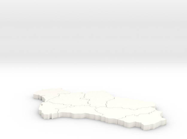 I3D ANDALUCIA 3d printed
